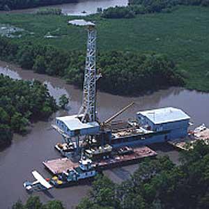 Bodacious-#1A oil well
