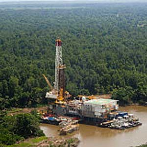 Bodacious #3 Oil/Gas well
